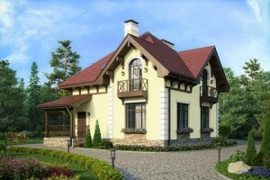 Проект дома 110 м²