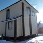 Дом из СИП панелей в Орехово-Зуево, Нижегородская