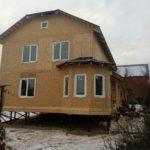 Дом из СИП панелей в Щелково