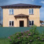 Дом из СИП панелей в г. Ликино-Дулево