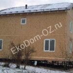 Дом из СИП панелей в г. Щелково