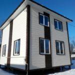 Дом из СИП панелей в г. Орехово-Зуево, ул. Нижегородская