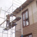 Дом из СИП панелей в д. Будьково, Орехово-Зуевский район