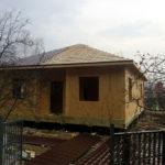 Дом из СИП панелей в СНТ Дружба-2, Раменский район