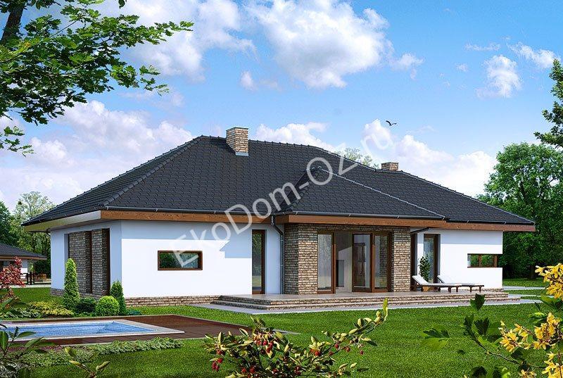 проекты домов 181 м2