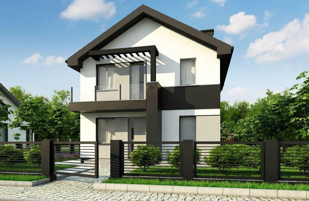 Проект дома F2-136
