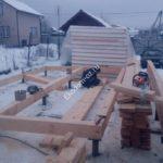 Баня из СИП панелей в г. Сергиев-Посад
