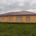 Дом из СИП панелей в г. Тамбов