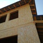 Дом из СИП панелей г. Щелково, Лосиный парк