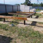 Строительство бани из СИП панелей, д. Перново, Петушинский р-н