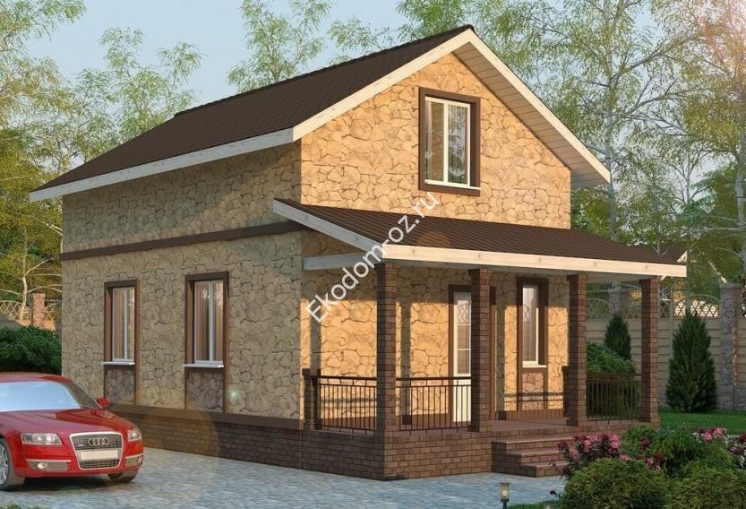 Проект дома F2-113