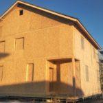 Дом из СИП панелей Московская область, Домодедово, КП Фламандия