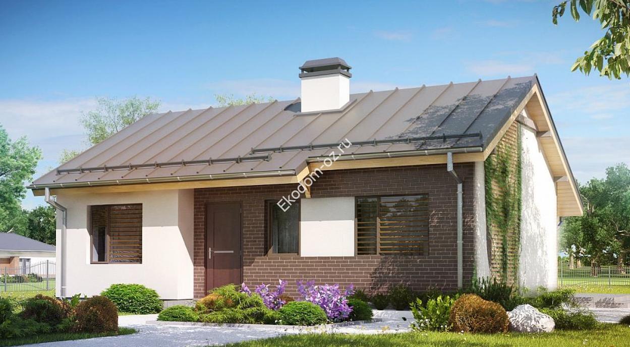 готовые дома из сип панелей