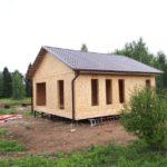 Мастерская из СИП панелей Сергиево-Посадский р-н, Яковлево