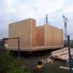 Дом из СИП панелей г. Воскресенск