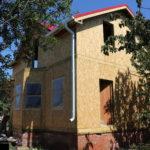 Дом из СИП панелей Ростовская область, хутор Несветай