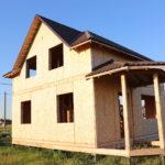 Дом из СИП панелей Ростовская область