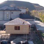 Дом из СИП панелей г. Кисловодск