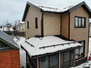 готовый дом из сип панелей 5