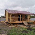 Дом из СИП панелей г. Орехово-Зуево, Московская область
