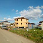 Дом из СИП панелей в г. Москова
